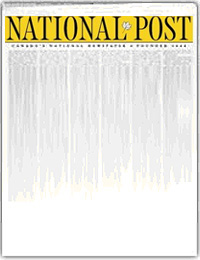 When sweat is no small stuff – National Post, August 25, 2007