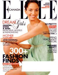 Beauty News – Elle Canada May 2007