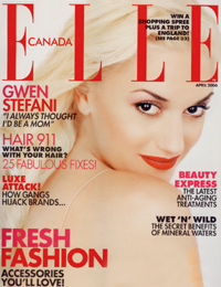 Home >> DLK in the Media >> Media Archive Ask a Derm - Elle Canada April 2006