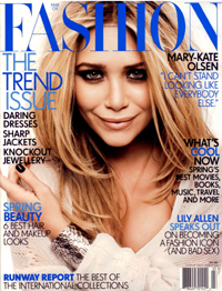 Shop Focus - Fashion Magazine, March 2009