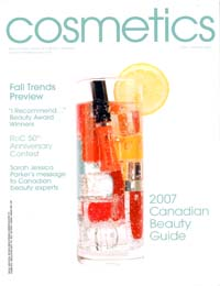 Facial Cleansing 101– Cosmetics, July-August 2007
