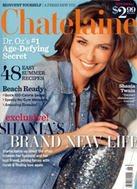 Chatelaine Magazine – June, 2011