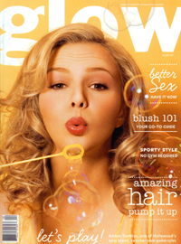 Your Best Age – Glow Magazine March/April 2007