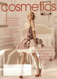 Rise of Adult Acne – Cosmetics Magazine, September/October 2010