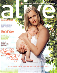 Smart Summer Skin Care – Alive Magazine – July, 2012