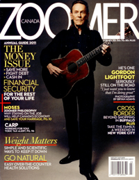 Losing It – Zoomer Magazine - March 2011