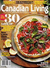 Canadian Living - September, 2013