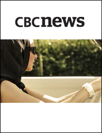 Driving and Skin Cancer risk - CBC.ca - June 21, 2011