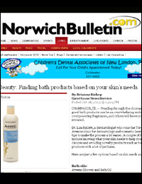 Bath products - NorwichBulletin.com - October 8, 2009