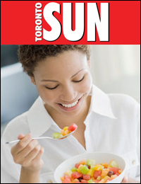 Toronto Sun: Clean up your diet for flawless skin , May 19, 2016