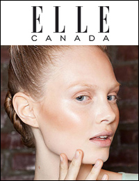ELLE Canada: December 29, 2010 - Top tips for beautiful skin