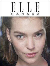 ELLE Canada: October 17, 2013 - Beauty Tutorials
