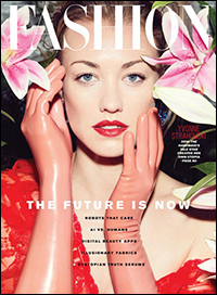 Fashion Magazine: Restylane Skinboosters | April 2018