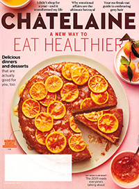 Chatelaine: Edible Collagen - Feb 22, 2019